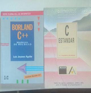 informática Borland C ++ y C estandar