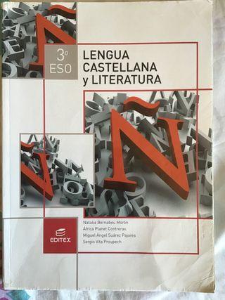 LIBRO DE LENGUA 3ESO