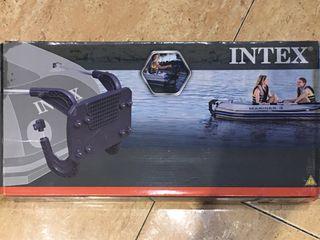 Soporte de motor para barca hinchable