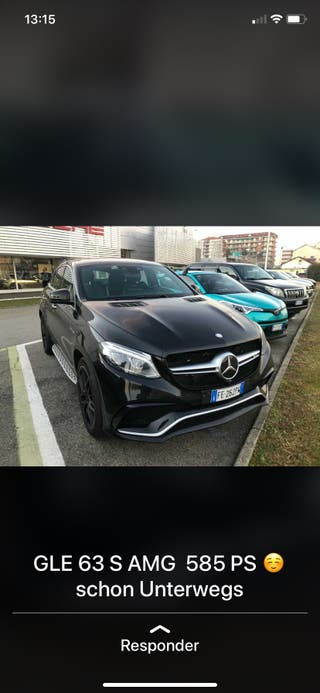 Mercedes-Benz GLE 2017