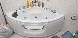 bañera jacuzzi 2 mano