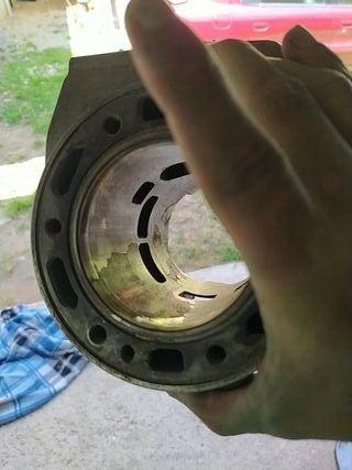 cilindro gas gas 300ec