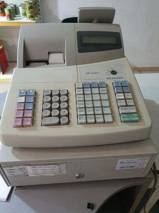 Caja Registradora Sharp XE-A301