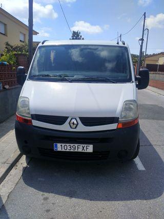 Renault Master 2008 camper