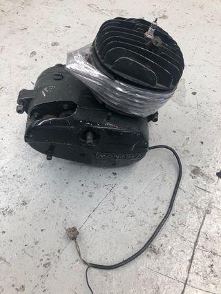 Motor montesa cota 246 2a serie