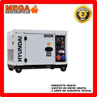 Generador Eléctrico Diésel Trifásico 7,5 kVA Inson