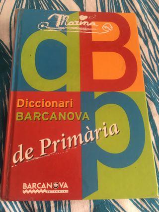 Diccionari Barcanova de primària