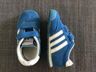 Zapatillas bebé Adidas Dragon Azul