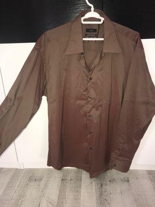 Camisa hombre Zara Xl