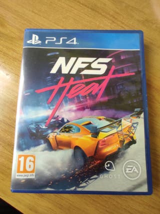 NEED FOR SPEED HEAT/PS4