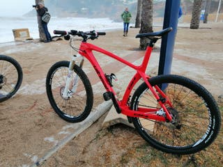 BH ULTIMATE CARBONO 27,5