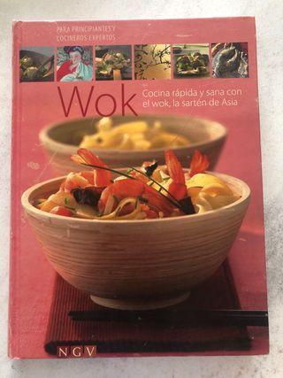 Wok. Cocina rápida y sana con wok