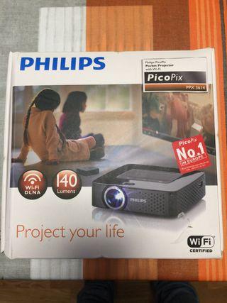 Proyector Philips Picopix 3614