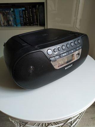 Sony radio cd