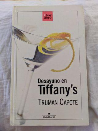 Desayuno en Tiffany's. Truman Capote.