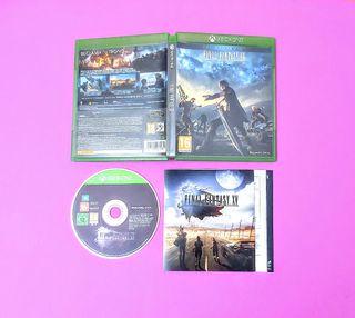 Final Fantasy XV / Xbox One