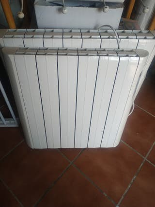 radiadores calor azul