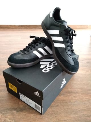 Adidas Samba Negras Talla 42 2/3