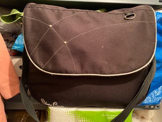 Bolso carro Silver Cross