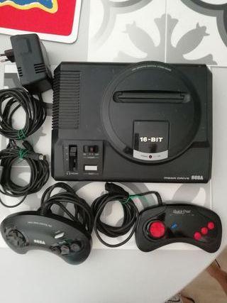 Consola Sega Mega Drive, 16 - Bit
