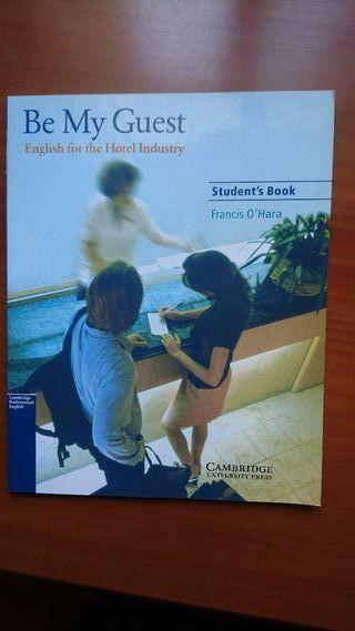 Be My Guest. Inglés para hostelería