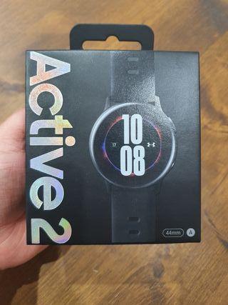 Samsung Galaxy Watch Active2 - Under Armour