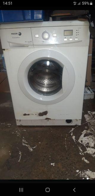 lavadora fagor 6 kilos