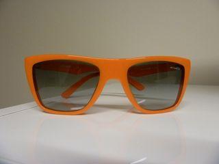 Gafas sol NARANJAS originales Arnette nuevas
