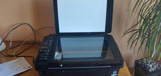 Impresora Epson y cartuchos de tinta