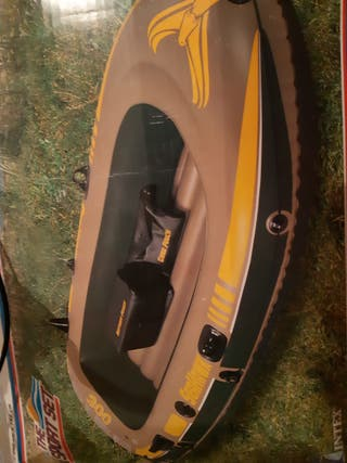 Seahawk barca hinchable 300