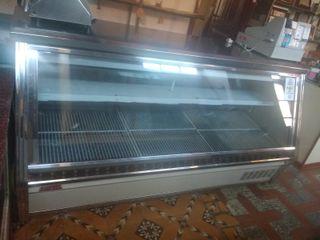 Cámara mostrador frigorífica
