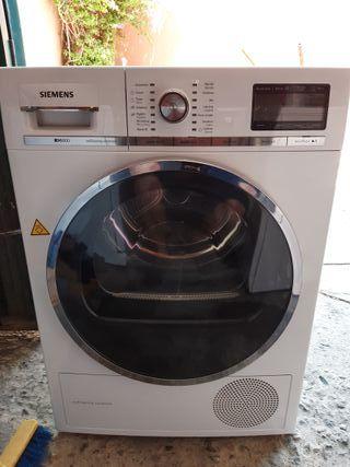 secadora Siemens 8 kg bomba de calor