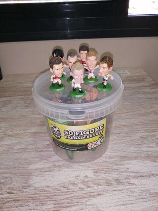 50 mini jugadores de futbol precio negociable