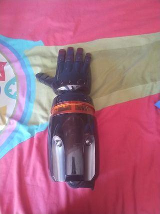 brazo robótico de juguete