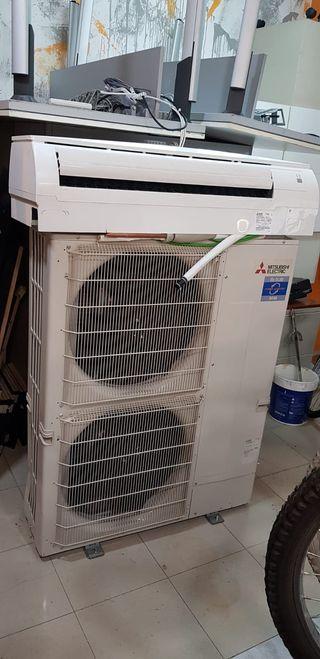 Aire acondicionado inverter 3500 frigorias