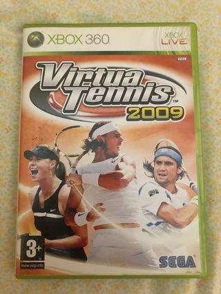 Virtua Tennis XBOX 360