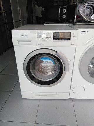 lavadora con secadora 7+4kg