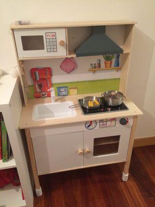 cocina juguete Aldi - similar Ikea