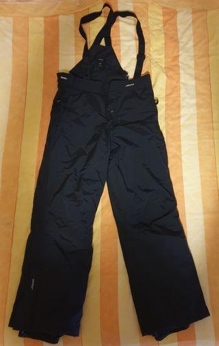 Peto Esquiar Pantalones Treking Impermeabl Talla L