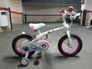 bici infantil 14 pulgadas