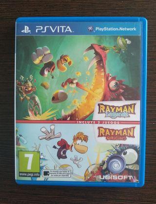 Rayman Legends / Origins - PS VITA