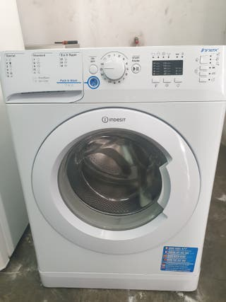 lavadora indesit 9 kg