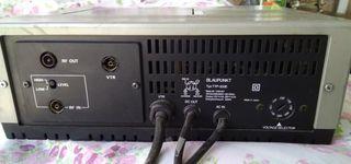Video grabador/reproductor Blaupunkt