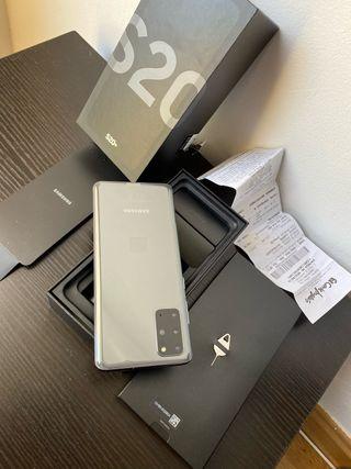 Samsung s20 plus, 128gb, con garantía corte ingles
