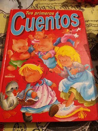 Libro Infant: Tu Primeros Cuentos