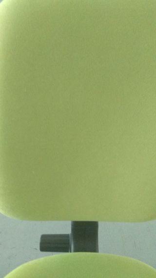 Sillas con ruedas microfibra contacto permanente