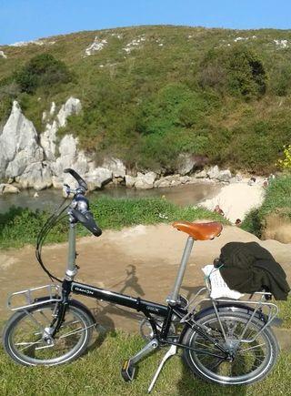 Bicicleta plegable Dahon Speed Tr