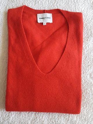 Jersey Rojo Bimba y Lola talla S