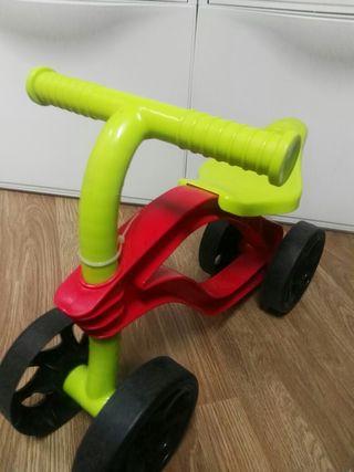 Bicicleta triciclo niño