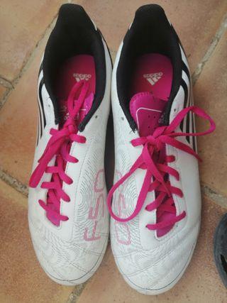 Zapatos Futbol Mujer Adidas F50